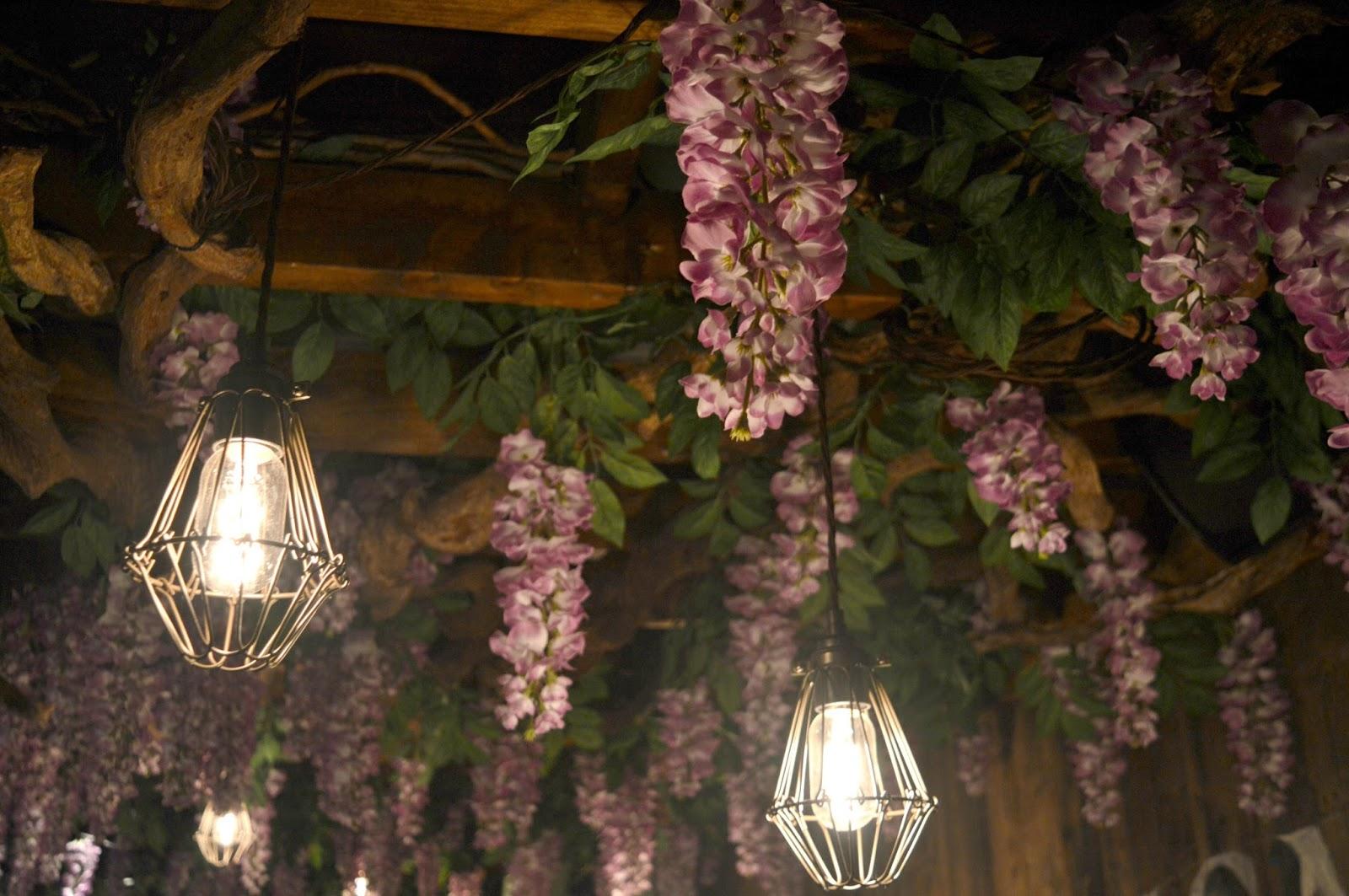 The Botanist Newcastle Mezzanine