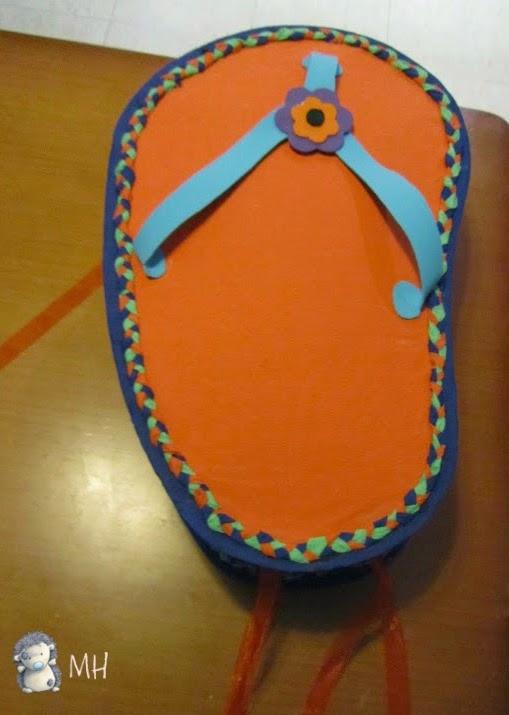 Piñata con forma de playera