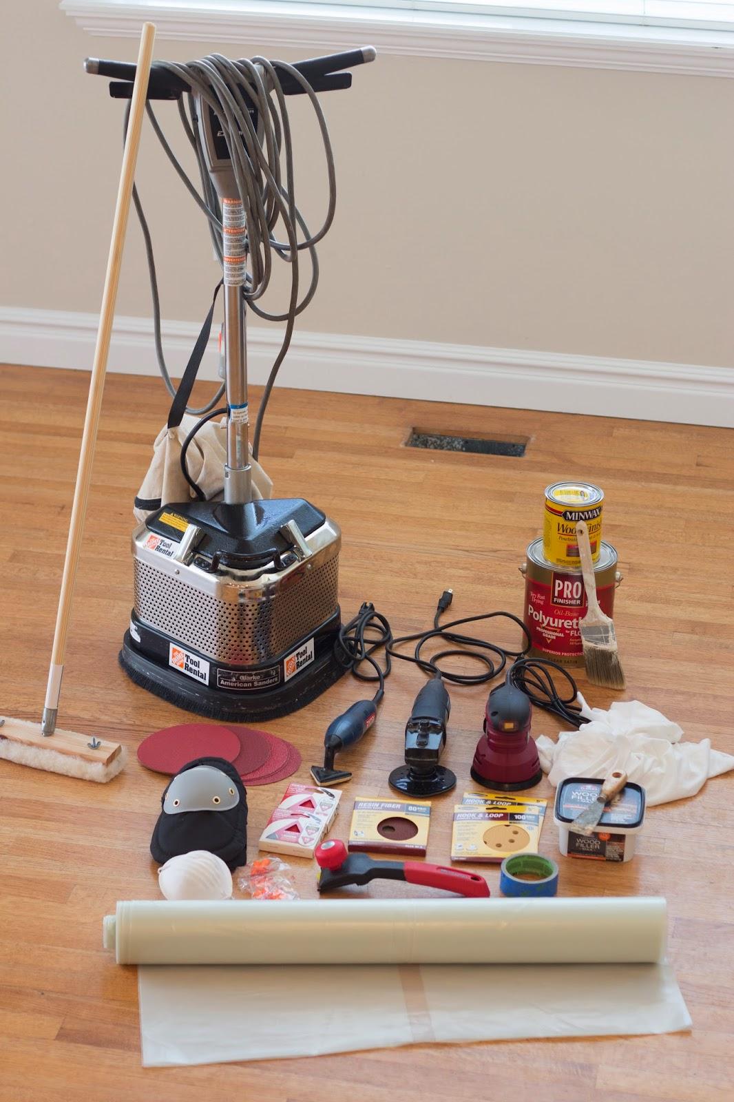 Do It Yourself Divas Diy How To Refinish Harwood Floors