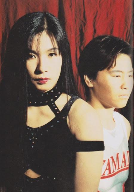 Manami Toyota and Toshiyo Yamada