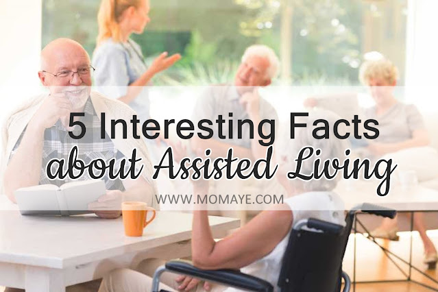 5 Interesting Facts about Assisted Living