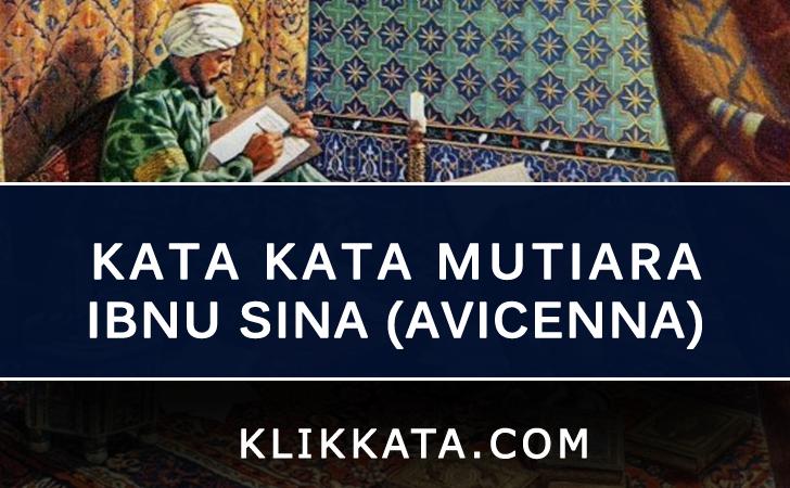 Kata Kata Ibnu Sina