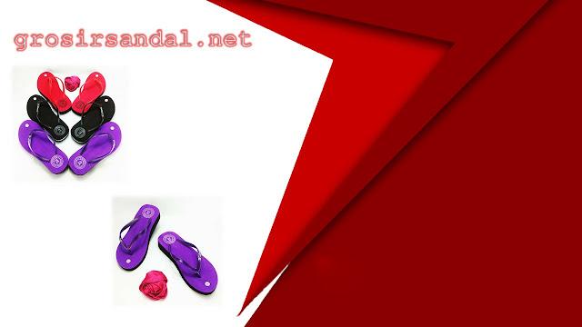 sandal anak tanggung | sandal wdges | size 31-35