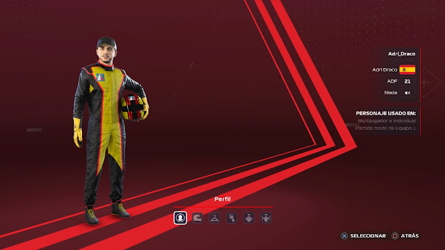 Analisis de F1 2020 para Playstation 4.