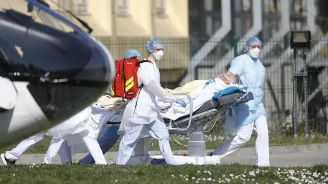 Corona virus: record of broken deaths in Italy, 1000 deaths in 1 day