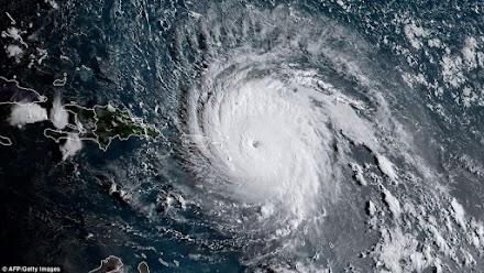 ΕΑΑ: Αυξημένη εμφάνιση τυφώνων στον Ατλαντικό Ωκεανό αναμένεται φέτος