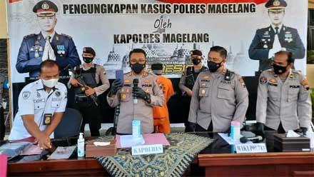 Polisi Ungkap Penipuan Arisan Online di Magelang