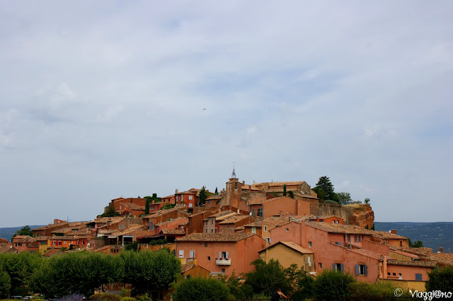 Roussillon in camper