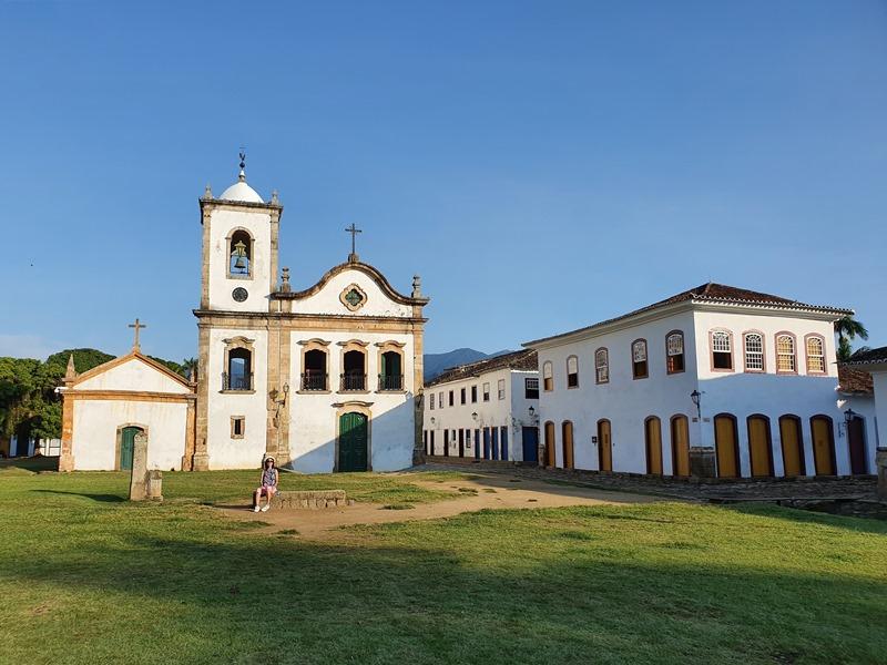 Paraty Roteiro Centro histórico