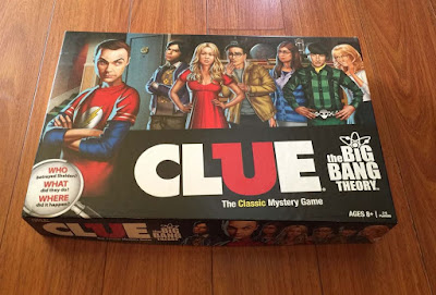 Juego mesa Clue Sheldon