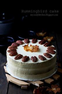 Торта Колибри, Хъмингбърд,
