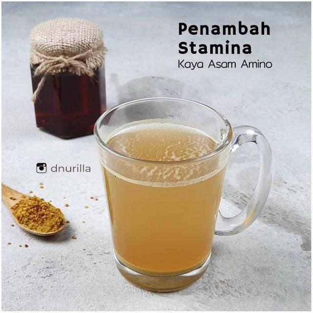 Begini Cara Mudah Membuat Minuman penambah stamina