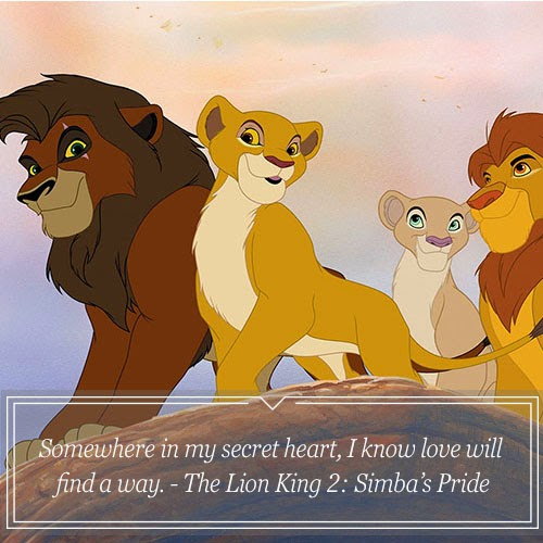 Lion King Love Quotes: Top 25 Best Love Messages From Disney With Picture Quotes