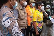 Warga Korban Kebakaran di Kalianyar Mendapat Bantuan Dari FKDM Tingkat Kota