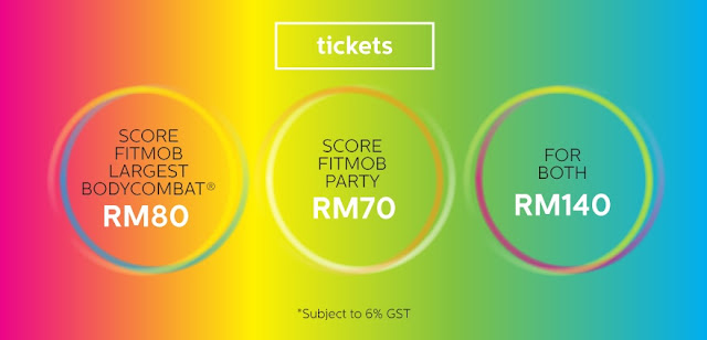 SCORE FitMob Festival 2015 Free Tickets Giveaway, SCORE FitMob Festival 2015, FitMob Party Tickets Giveaway, Les Mills SH'BAM, Zumba, Kukuwa African Dance Workout, Masala Bhangra Workout, U-Jam Fitness, Bokwa, KpopX Fitness, fitness, Keep Fit, Party Hard, National Sports Day, Hari Sukan Negara, Score Fitness