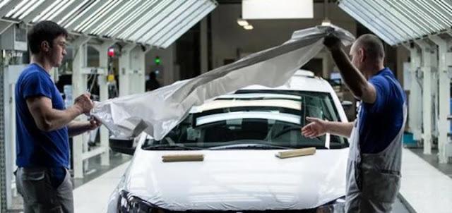 Завод Volkswagen в Калуге начал увольнять работников