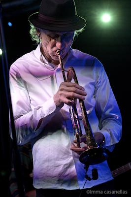 Erik Truffaz, La Nau, Barcelona, 14-febrer-2020