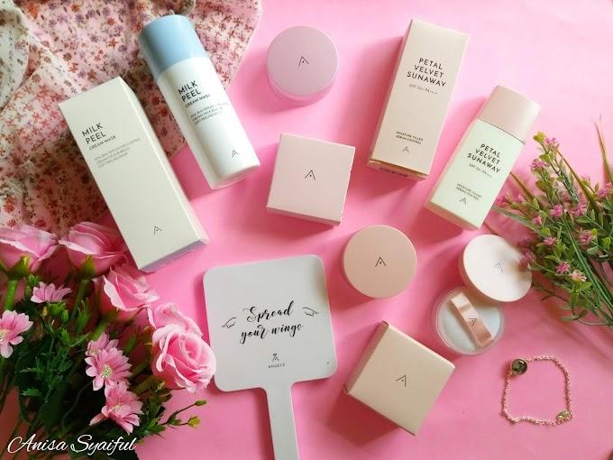 Review Althea Korea - Welcome Gift #AltheaAngels