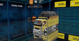 Mod Truck Canter sudah ada livery