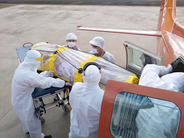 Rondônia registra 10 mortes por Covid neste sábado (8) e chega a 5.321 vítimas da doença