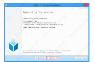 جديد برنامج الحالة المدنية بالفرنسية سبتمبر 2019 EtatCivil_Fr 6.3Na - صفحة 2 2