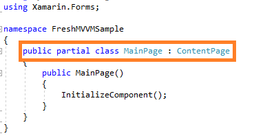 Tabbed Page in Xamarin Forms using Fresh MVVM - Android Mad