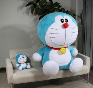 Gambar Boneka Doraemon Yang Lucu 1