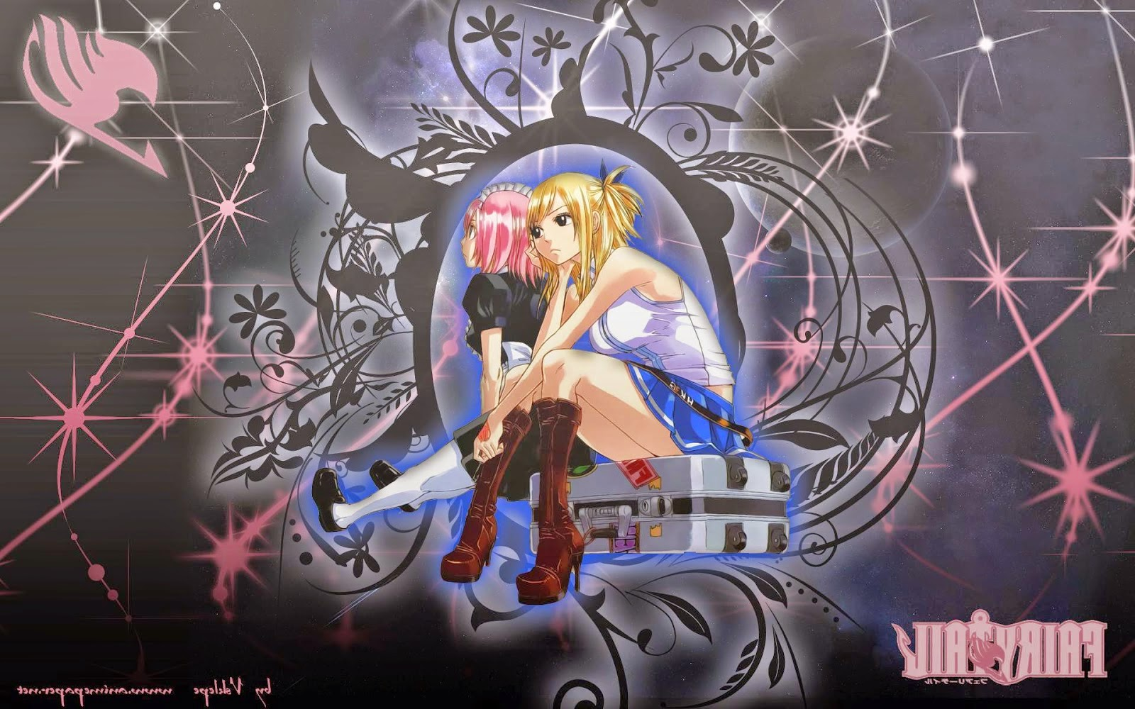 Collection Fairy Tail Wapaper - BlogFanArt