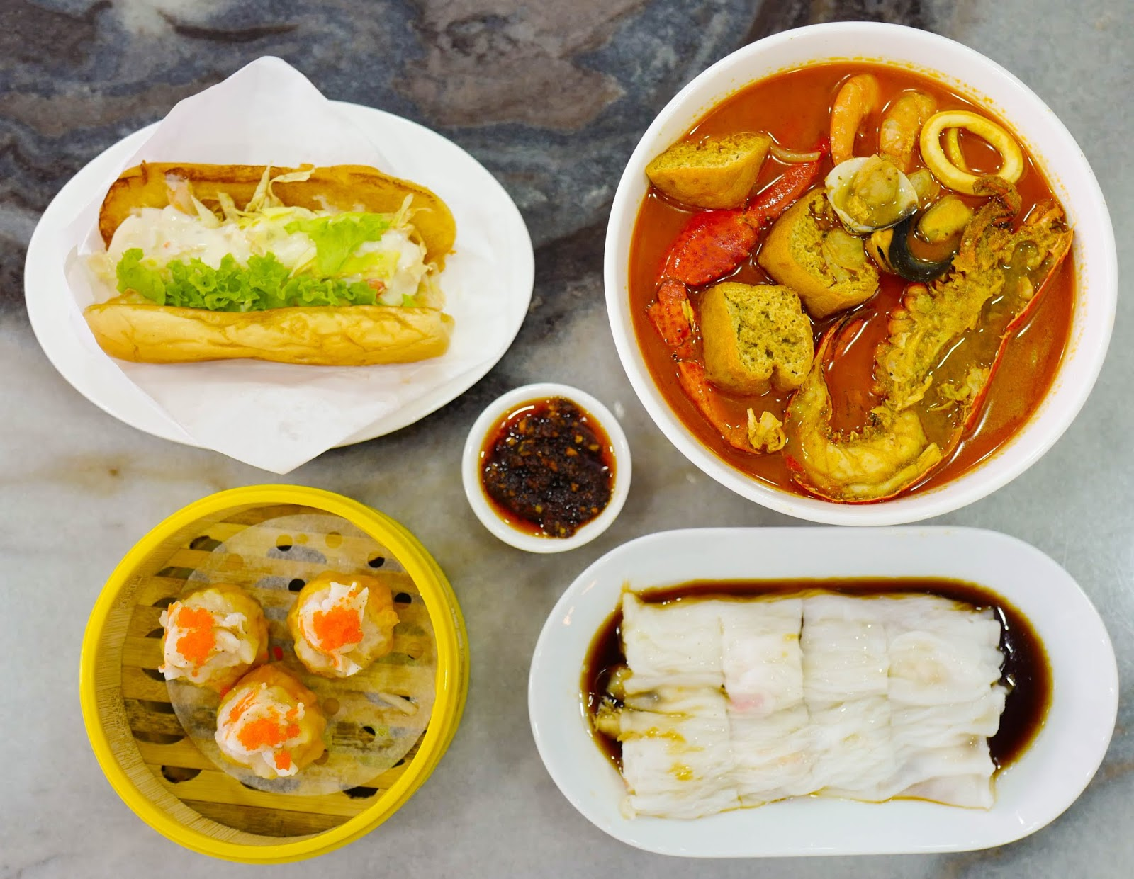 Hoi Kee Lobster & DimSum House, Segambut