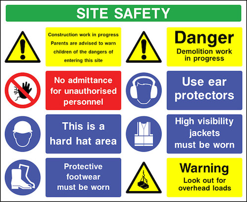 Safety Risks Electrical And Static Electricity