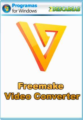 Descargar Freemake Video Converter full en español mega y google drive