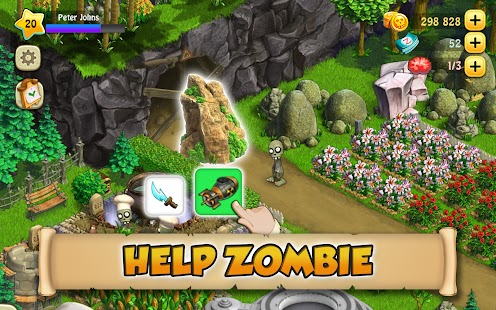 Zombie Castaways Screenshot
