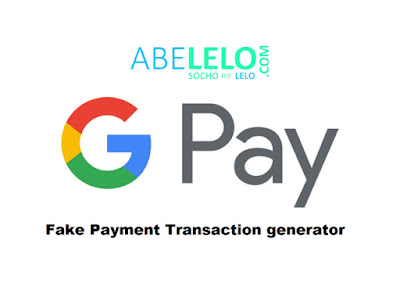 Google Pay Fake Payment Screenshot Generator