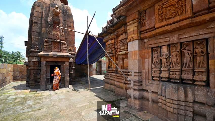 Viaggio a Bhubaneswar, nell'Orissa, tra i templi più belli dell'India - Brahmesvara Temple
