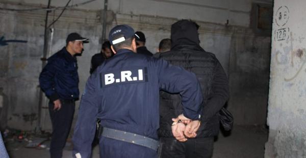 حجز مخدرات و 26 مليون بحوزة مروج بالشلف