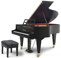 Bosendorfer acoustic grand piano
