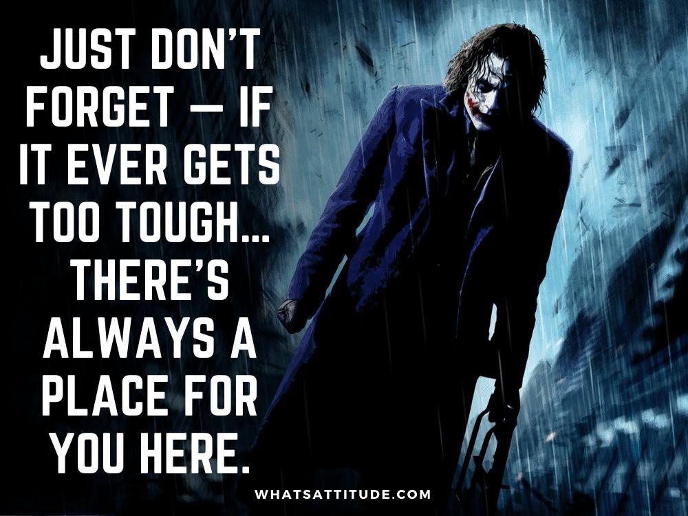 health ledger joker quotes