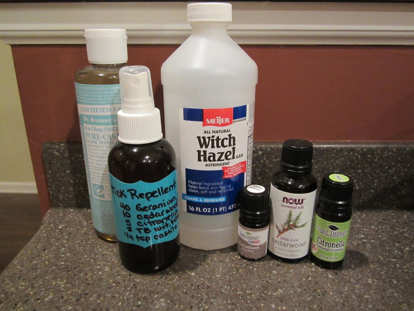 5 Diy Bug Sprays And Tick Repellent All Natural Mom