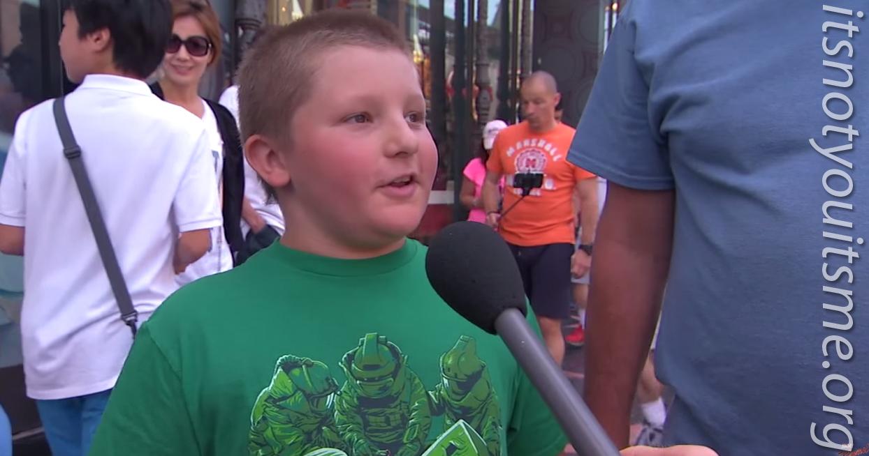 jimmy kimmel kids explain same sex marriage in Brantford