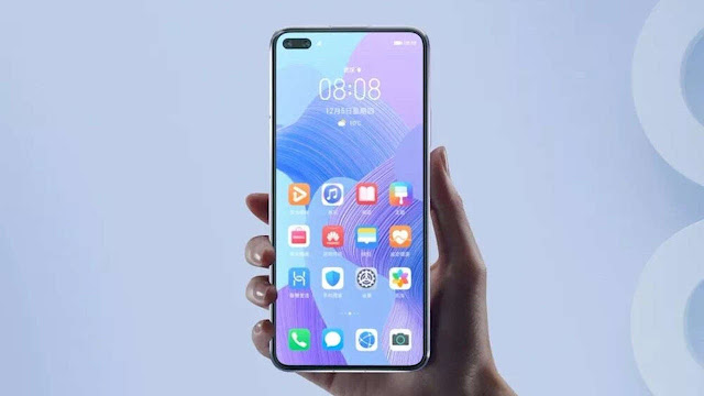 Huawei nova 7 series launch date confirmed.