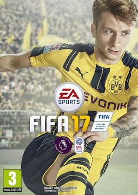Capa do FIFA 17