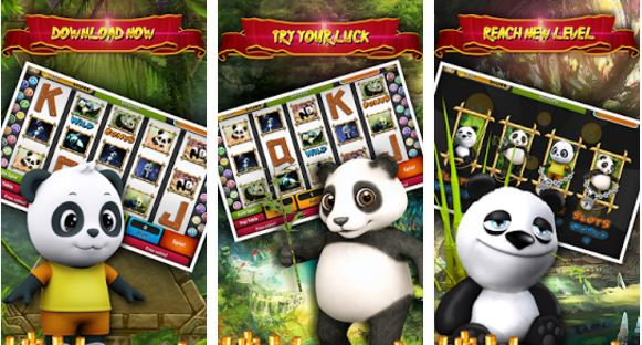 Game Review Panda Slot Machine Wild Game Intellectuapp