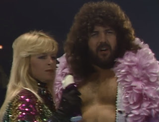 NWA Great American Bash 1986 (Greensboro, July 26th) - Gorgeous Jimmy Garvin & Precious