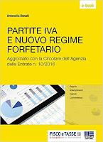 Partite Iva e nuovo regime forfetario: Aggiornato con la Circolare dell'Agenzia delle Entrate n. 10/2016