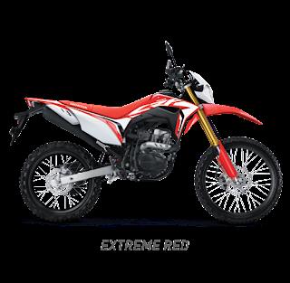 Warna, Fitur, dan Spesifikasi Honda CRF 150L
