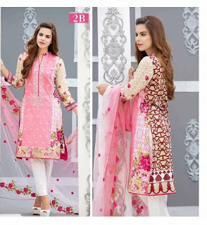 Kalyan Embroidered Summer Dresses