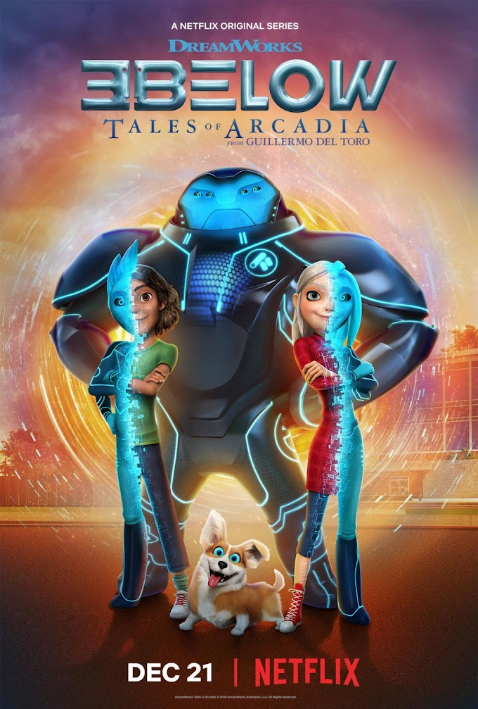 3 Below: Tales Of Arcadia Temporada 2 [Descarga][Español]