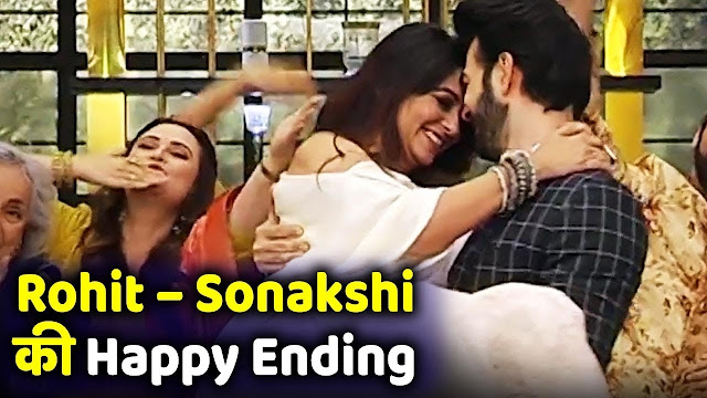 Final Revenge : Rohit Sonakshi's intense moment of revenge final treat for audience in Kahaan Hum Kahaan Tum