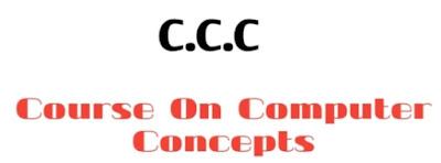 CCC क्या है CCC कैसे सीखे जानकारी Hindi मे