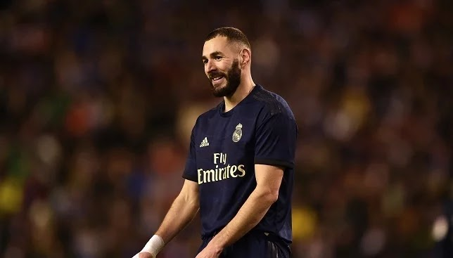 Before the upcoming Real Madrid match ... a shameful record for Benzema against Celta Vigo